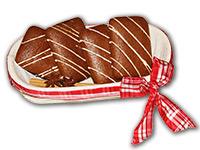 Bauernkuchen: Einfacher Ischler Lebkuchen