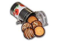 Bügelverschlussdose mit Ischler Köstlichkeiten