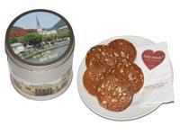 Gechenkidee aus Bad Ischl: Lebkuchendose mit köstlichen Ischler Lebkuchen