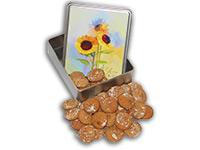 "Lebkuchendose ""Sonnenblume"""