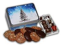 """Lebkuchendose """"Weihnachtsbaum"""""""