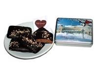 Die Geschenkidee zu Weihnachten: Lebkuchen gefüllt mit köstlichem Ischler Lebkuchen