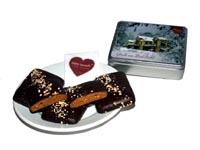 Die Geschenkidee aus Bad Ischl: Lebkuchen gefüllt mit köstlichem Ischler Lebkuchen