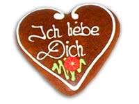 Ischler Lebkuchen - Valentinstag