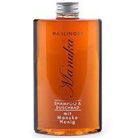 Manuka Honig: Duschbad & Shampoo