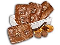 Walnüssler: Ischler Lebkuchen mit Walnüssen