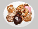 Ischler Lebkuchen-Allerlei